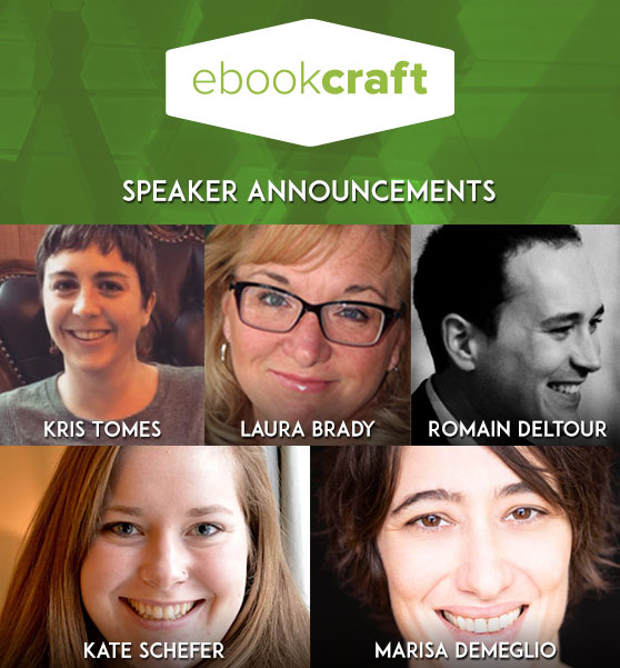 Photos of ebookcraft speakers