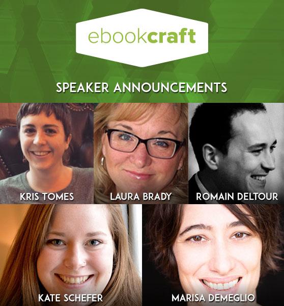 Photos of ebookcraft speakers