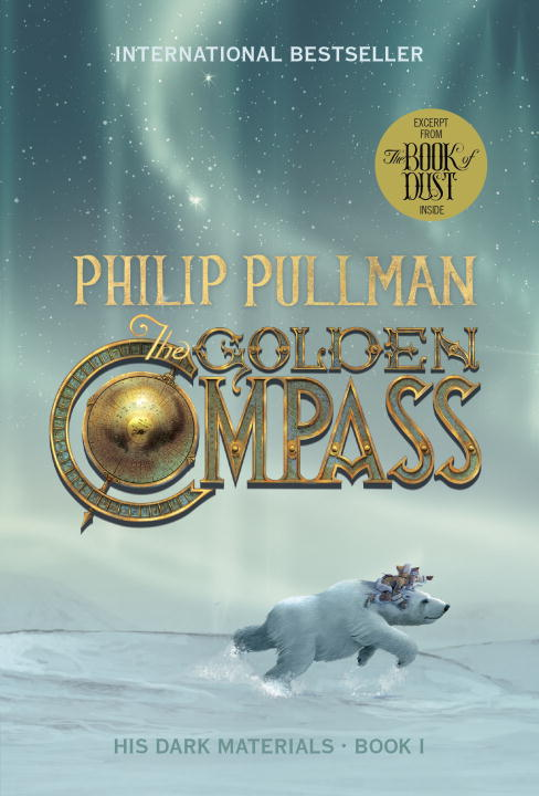 The Golden Compass by Philip Pullman cover image