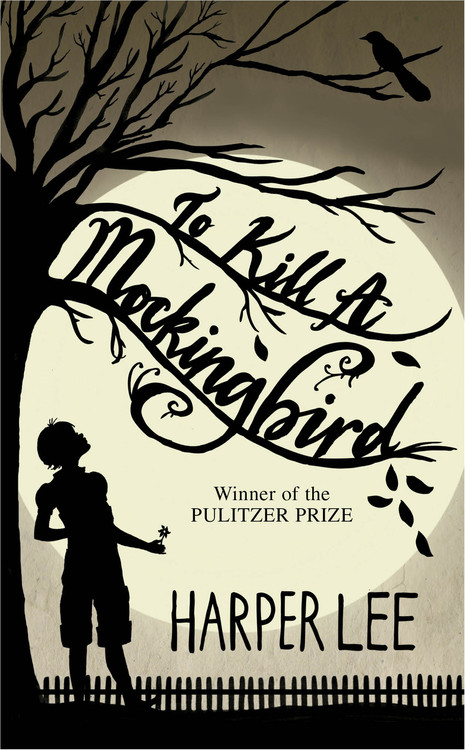 To Kill a Mockingbird by Harper Lee cover image