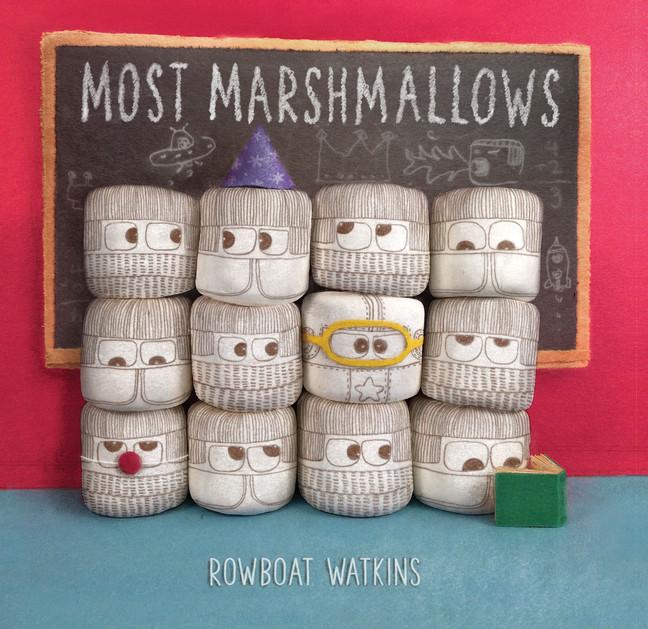 Most Marshmallows by Rowboat Watkins