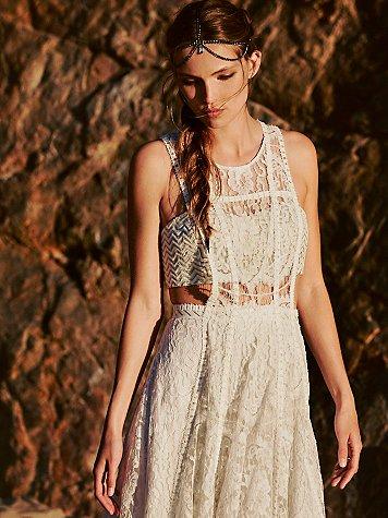 Gemma's Romance Dress Front