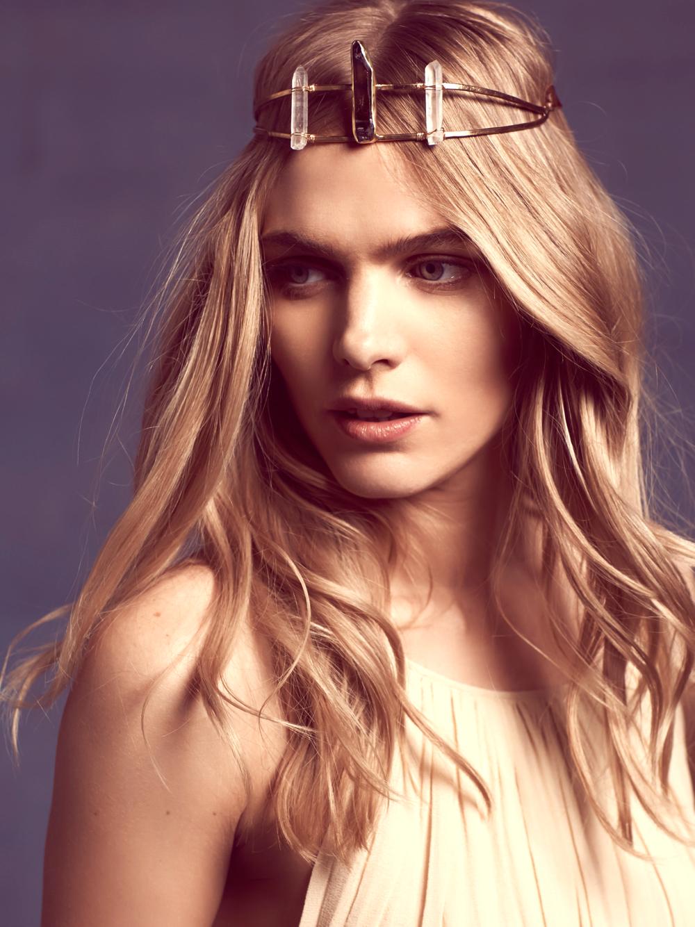 Annie Crystal Crown