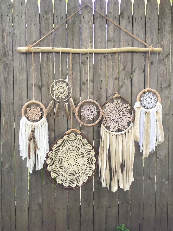 Dreamcatchers and Driftwood