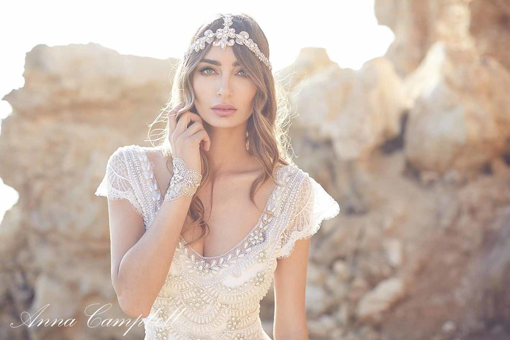 Anna Campbell Spirit Collection Wedding Dress 2