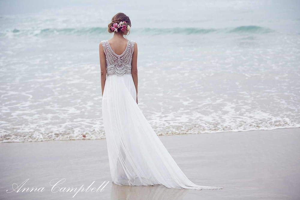 Anna Campbell Spirit Collection Wedding Dress 17