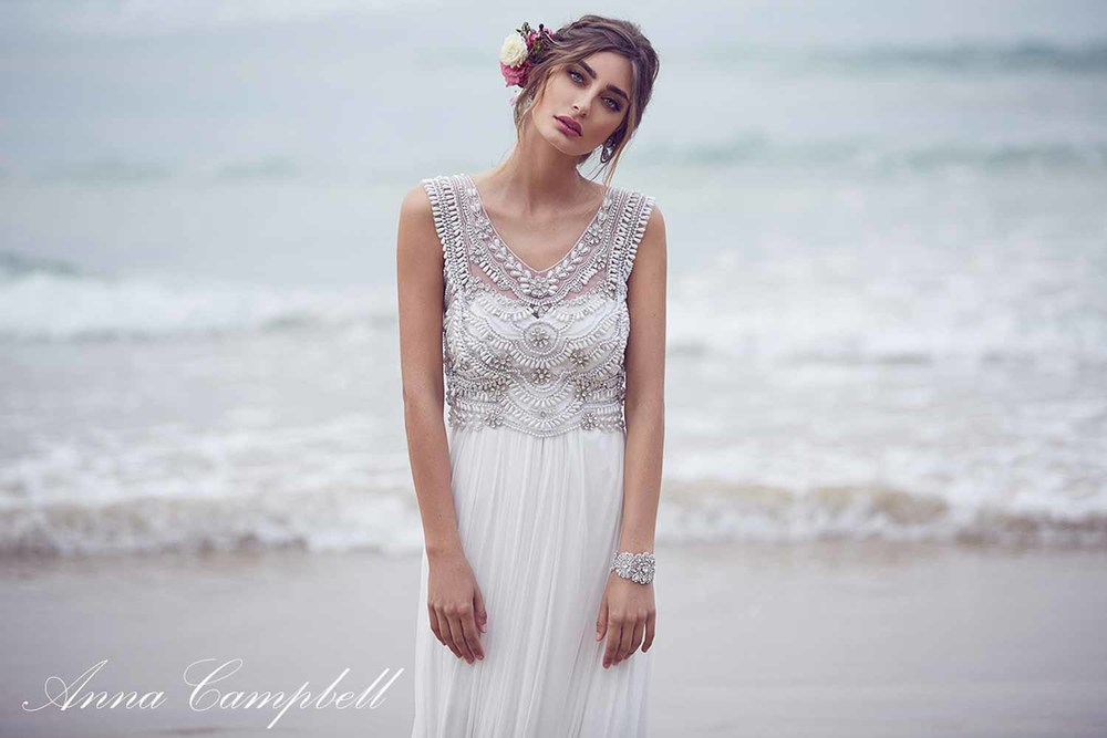 Anna Campbell Spirit Collection Wedding Dress 19