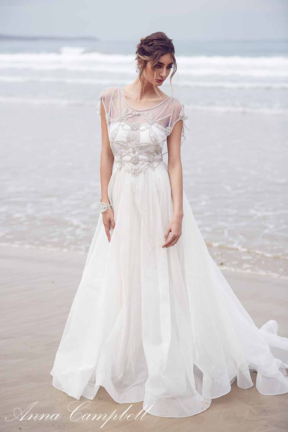 Anna Campbell Spirit Collection Wedding Dress 21