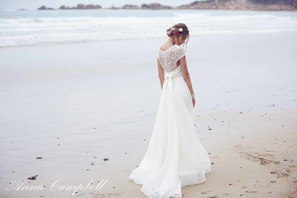 Anna Campbell Spirit Collection Wedding Dress 23