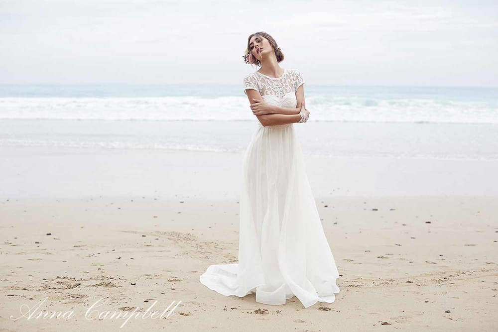Anna Campbell Spirit Collection Wedding Dress 24