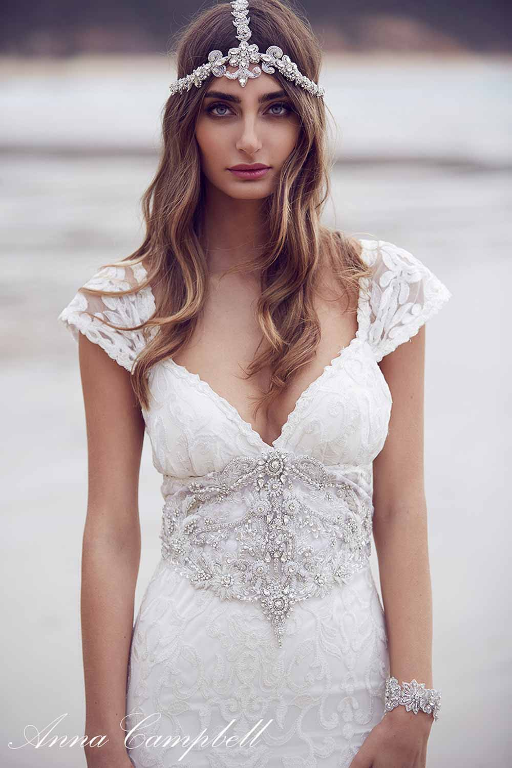 Anna Campbell Spirit Collection Wedding Dress 25