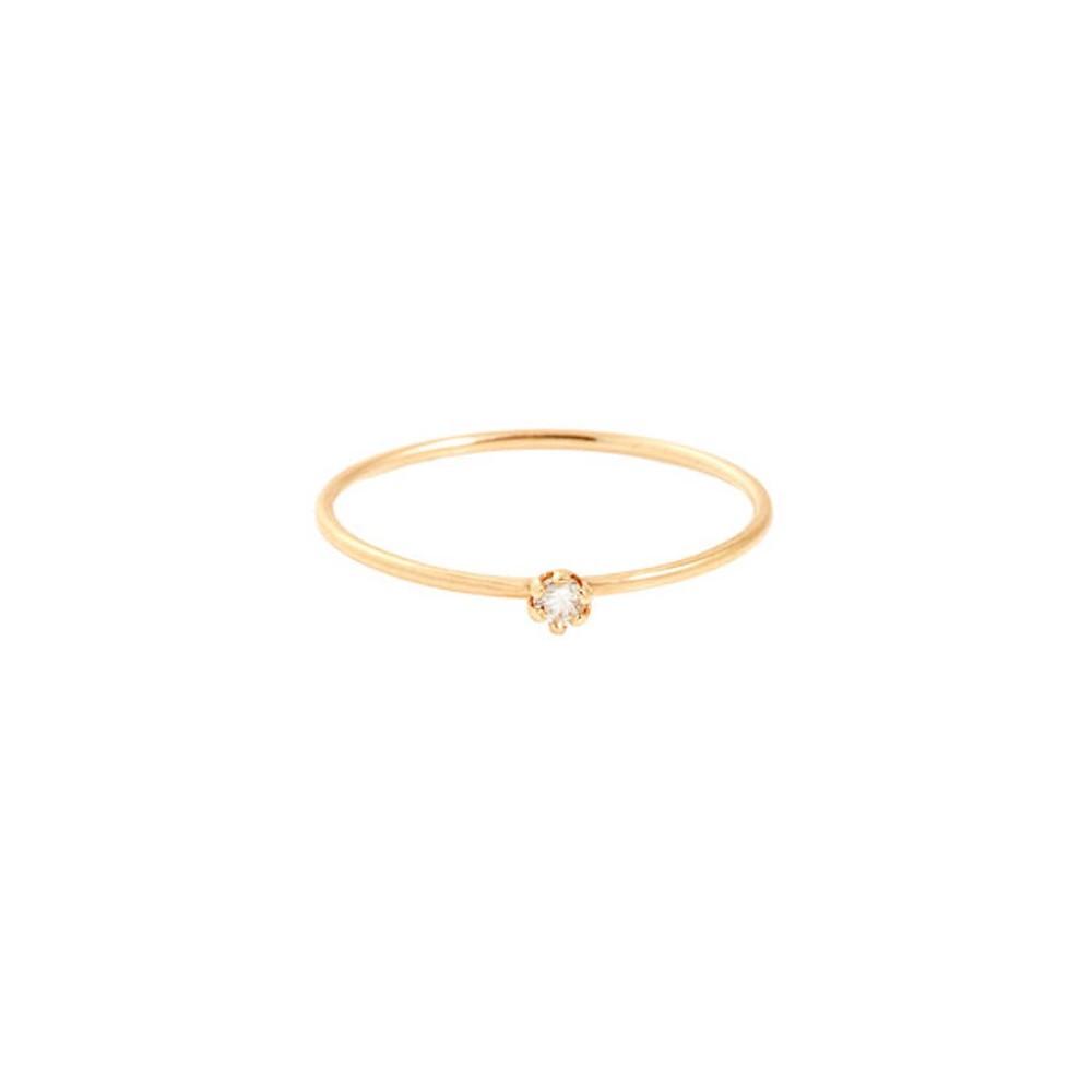 Pin Diamond Ring