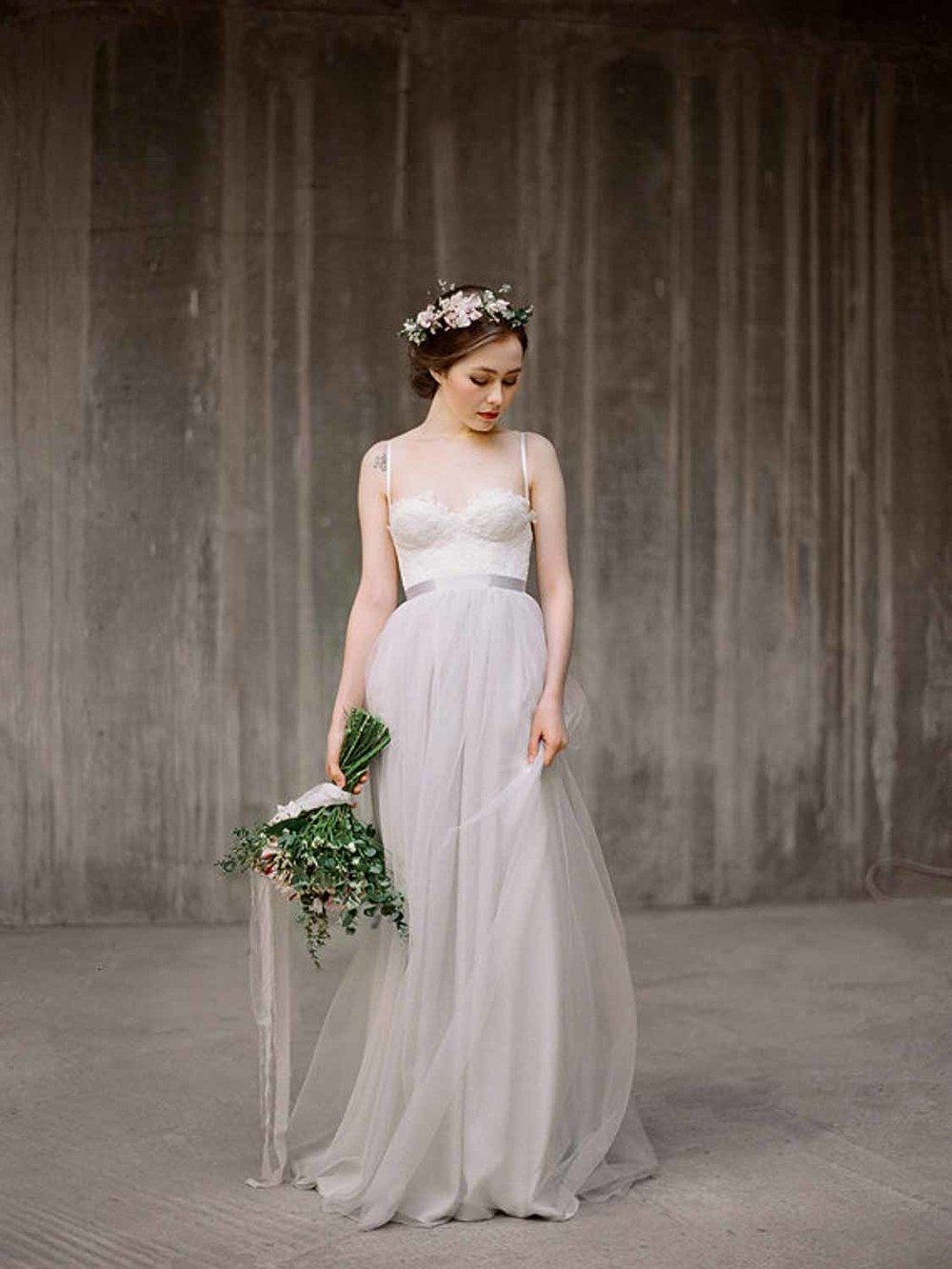 romantic grey wedding dress.JPG