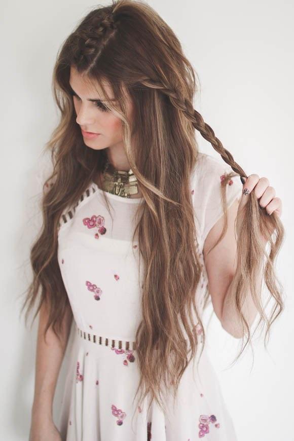 Wedding Hair Tutorial Step 3