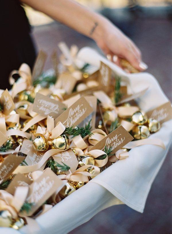 Jingle Bells Winter Wedding