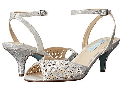 Betsey Johnson Silver Sandals.jpg