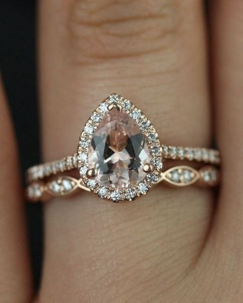 stunning rings wedding promise gorgeous diamond