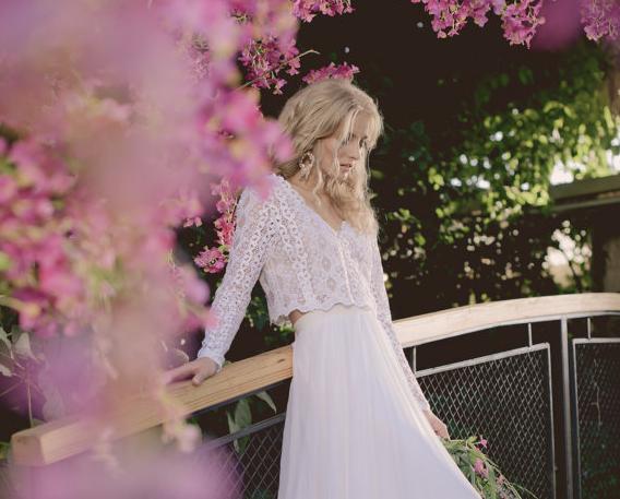 Rish Gypsy Wedding Dress