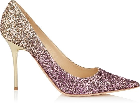 Sparkle Ombre Shoes