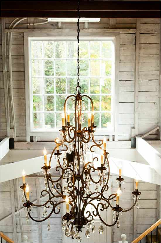Hardy Farms Chandelier