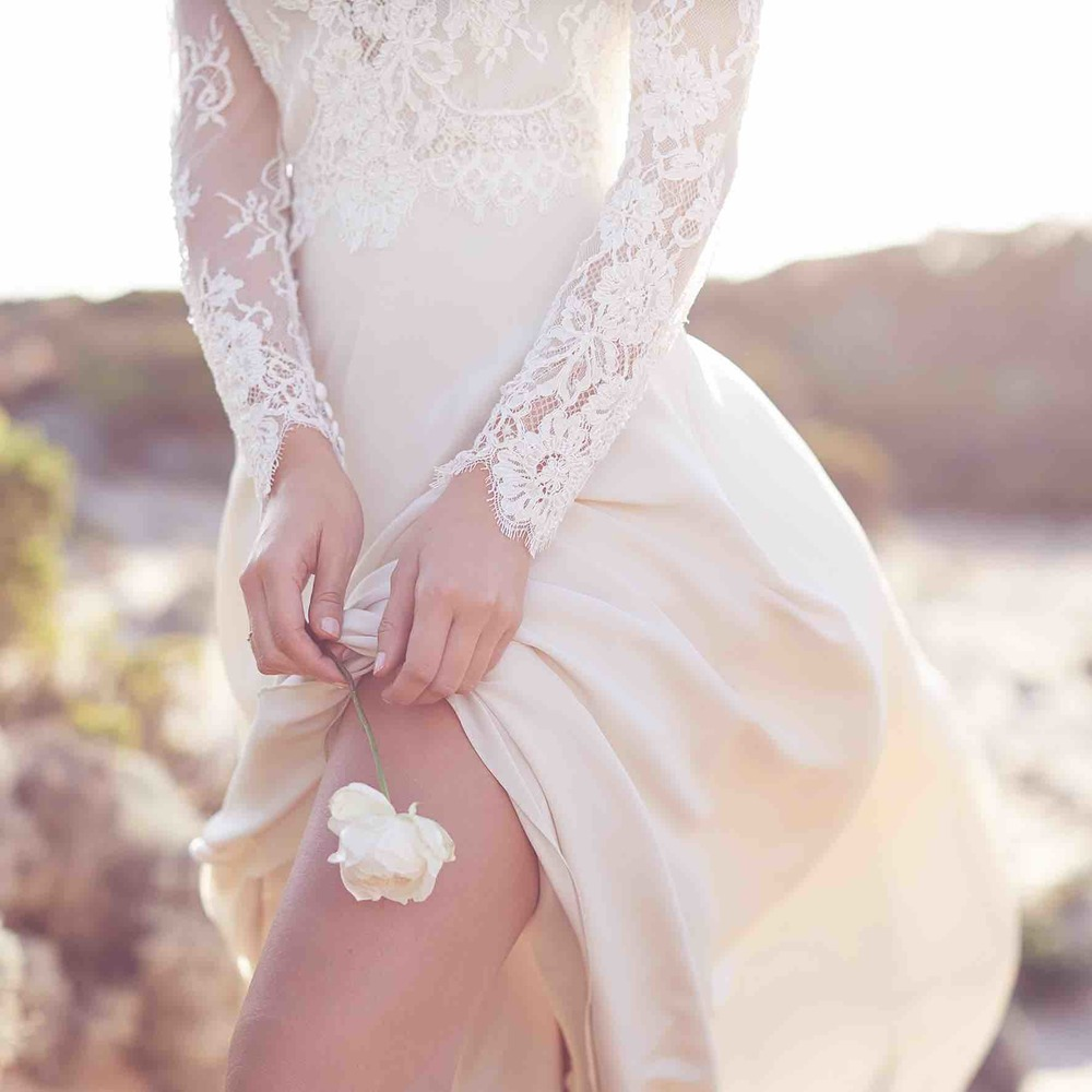 Lost in Love Photography - Wedding Dress Details