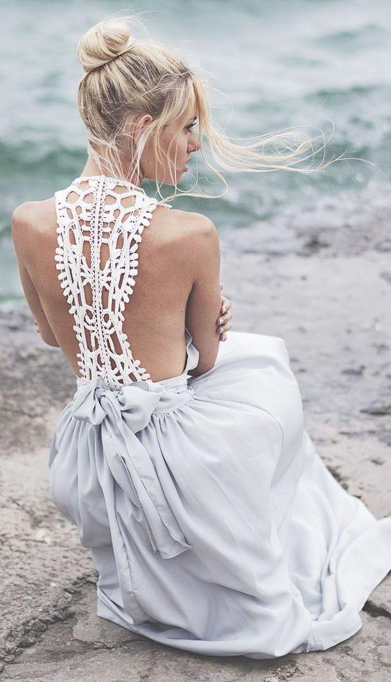 25 Bridesmaid Maxi Dresses For A Beach Wedding The Bohemian Wedding
