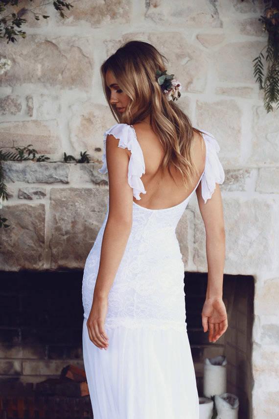 Madeline Grace Love Lace Wedding Dress