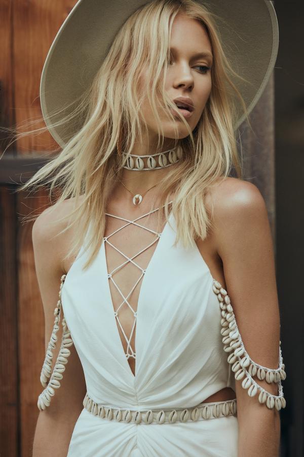Rue De Seine Hendrix Gown Editorial Details