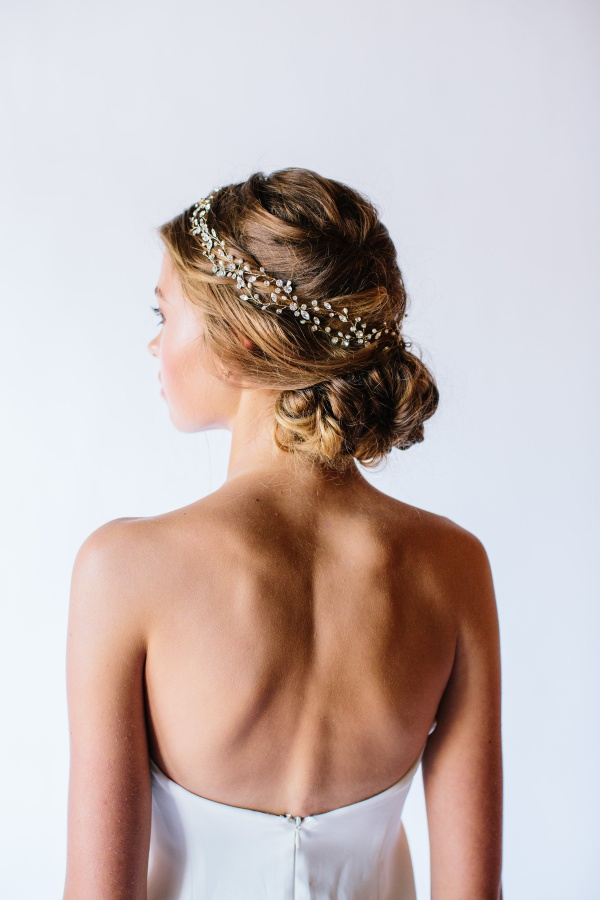 Olive Headpiece