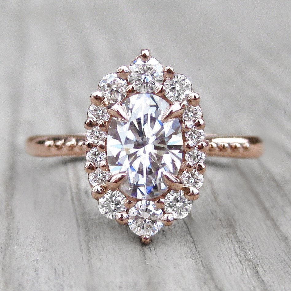 women engagement for stunning rings