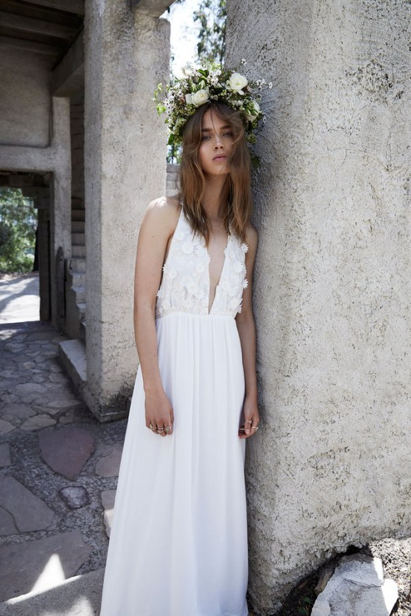 For Love and Lemons Isabella Gown