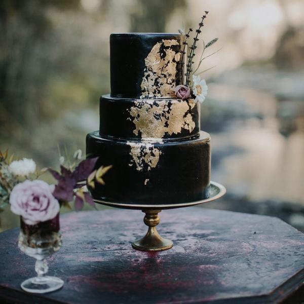 Gothic Cake Inspiration