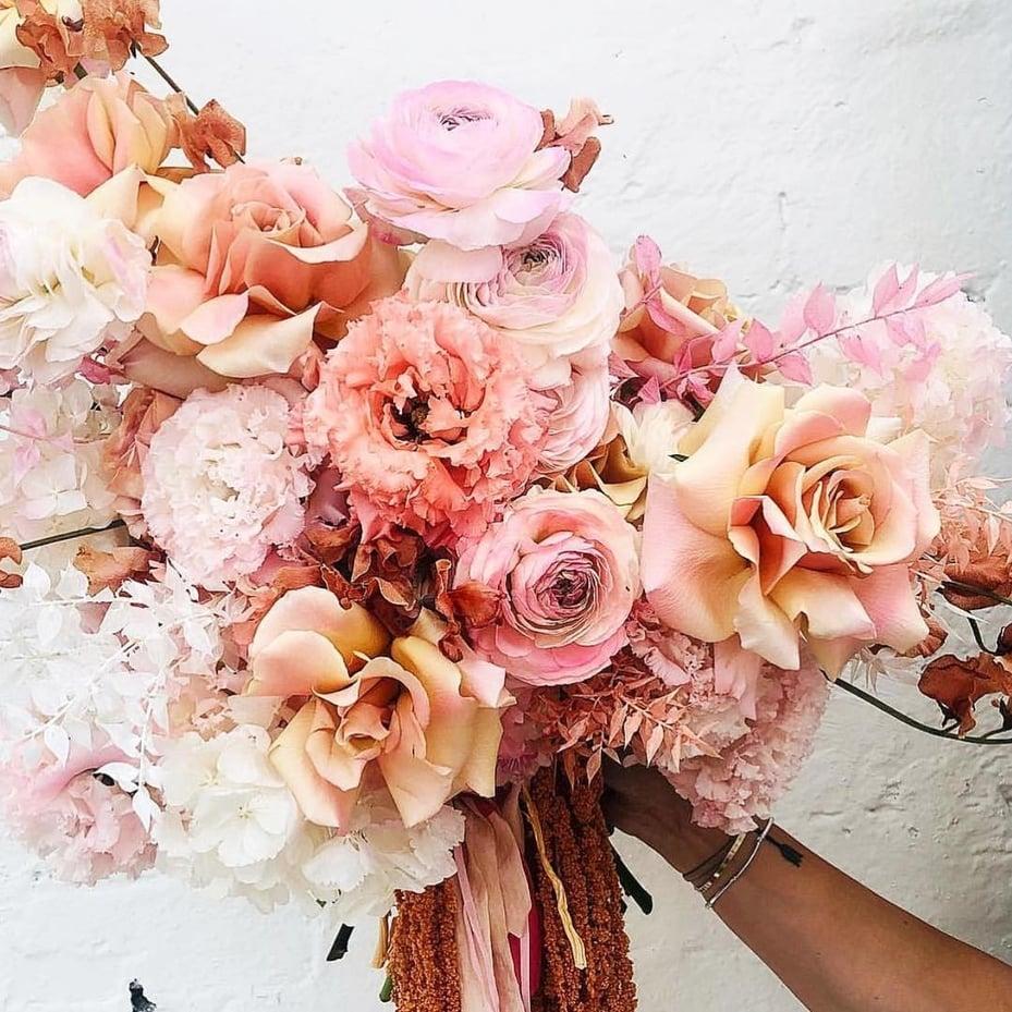 Bright Spring Flower Bouquet