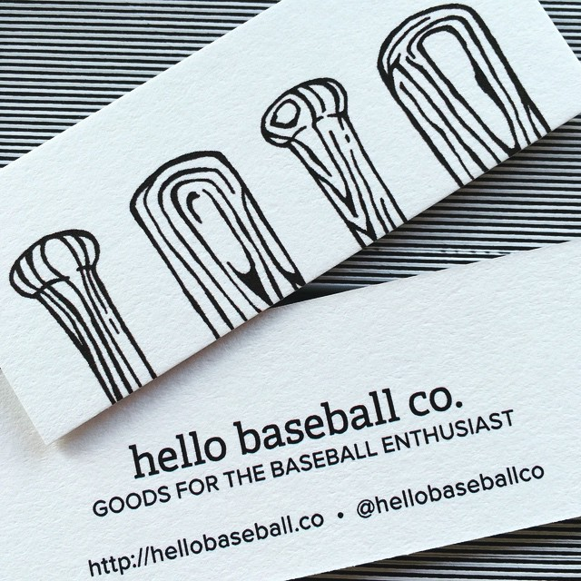 why hello, business cards! (& thanks, @moo)