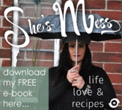 SHE's Mess: Life, Love, & Recieps