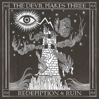 Image result for Devil Makes Three – Redemption & Ruin