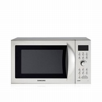 Stock photo of our combi oven from hell