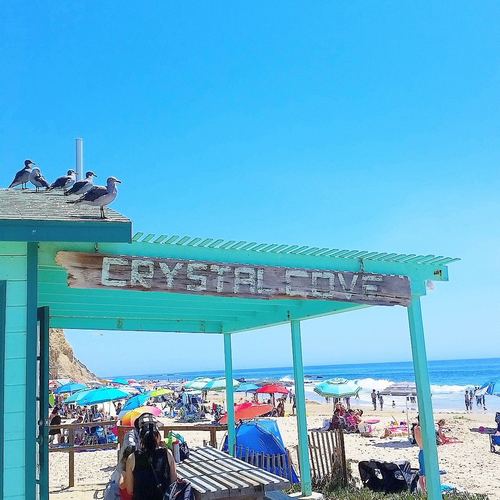 Crystal Cove!