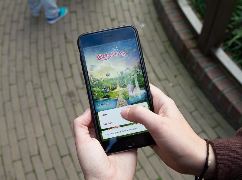 Get the Efteling App!