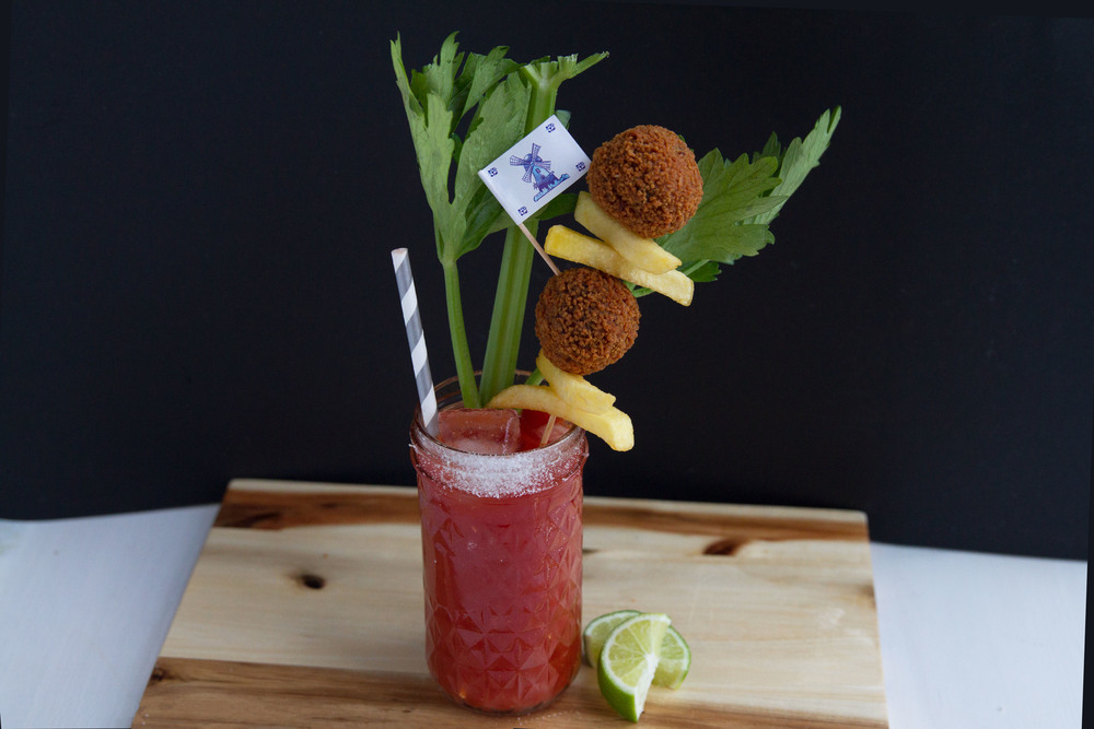 Dutch Bloody Mary
