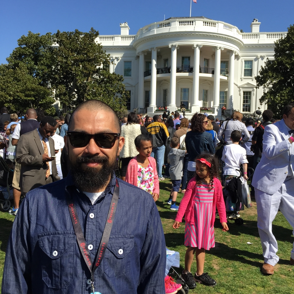 2015 White House Easter Egg Roll - April 2015