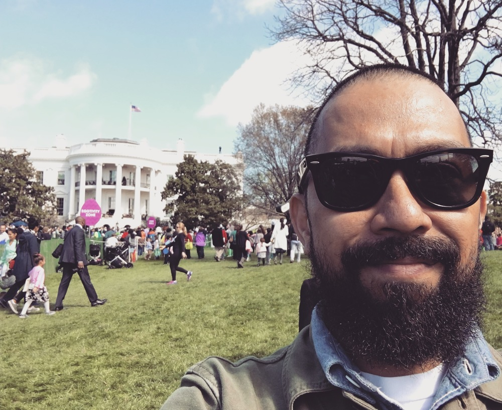 2016 White House Easter Egg Roll - Washington DC.