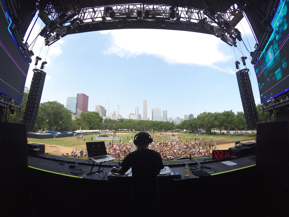 Lollapalooza 2016 - Chicago