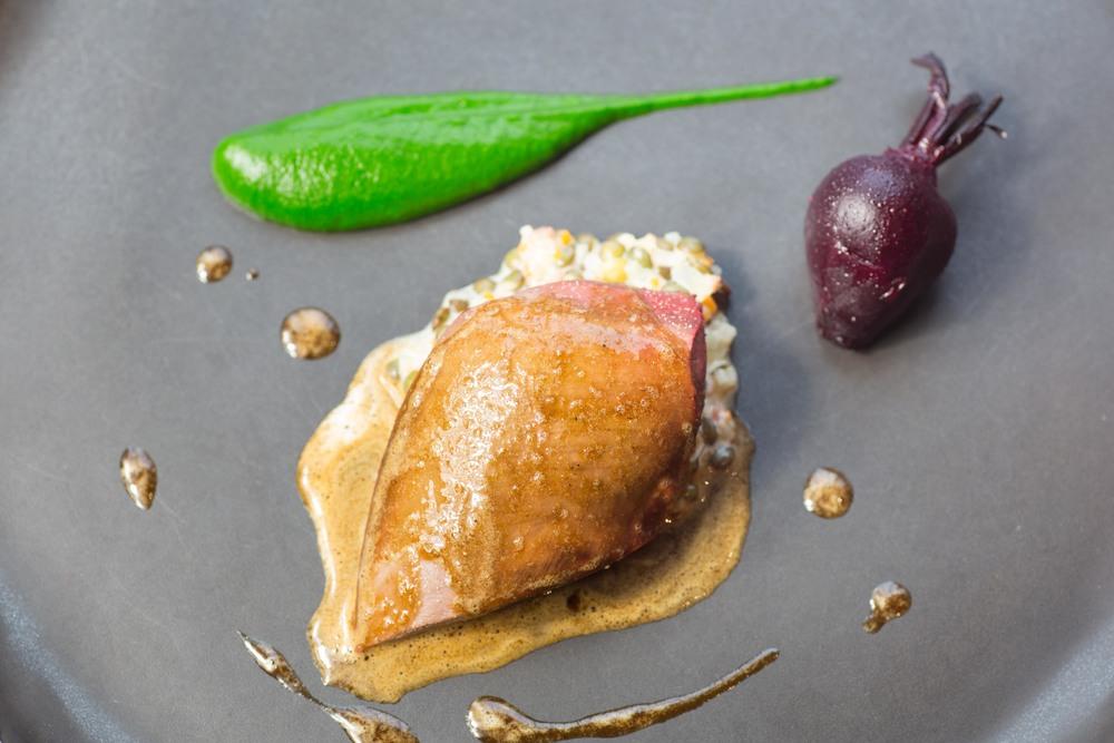 Duif 'Anjou Royale' Restaurant Calla's