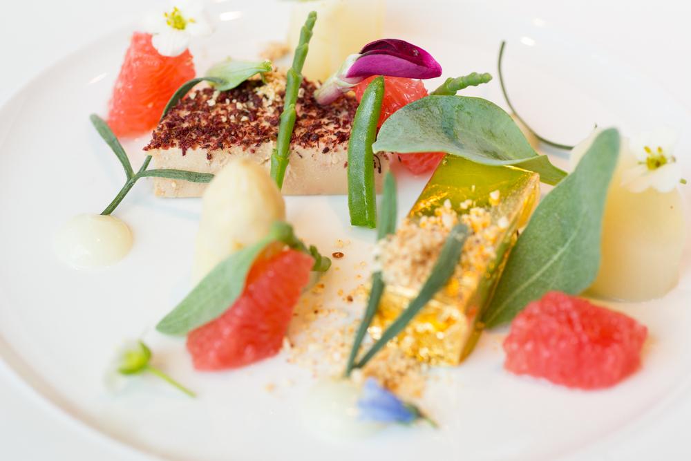 Gemarineerde Eendenlever | Restaurant Calla's