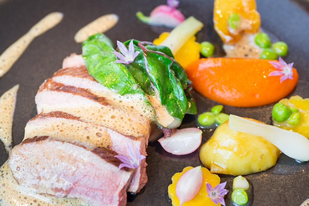 Lamsbout Texelaar | Restaurant Calla's