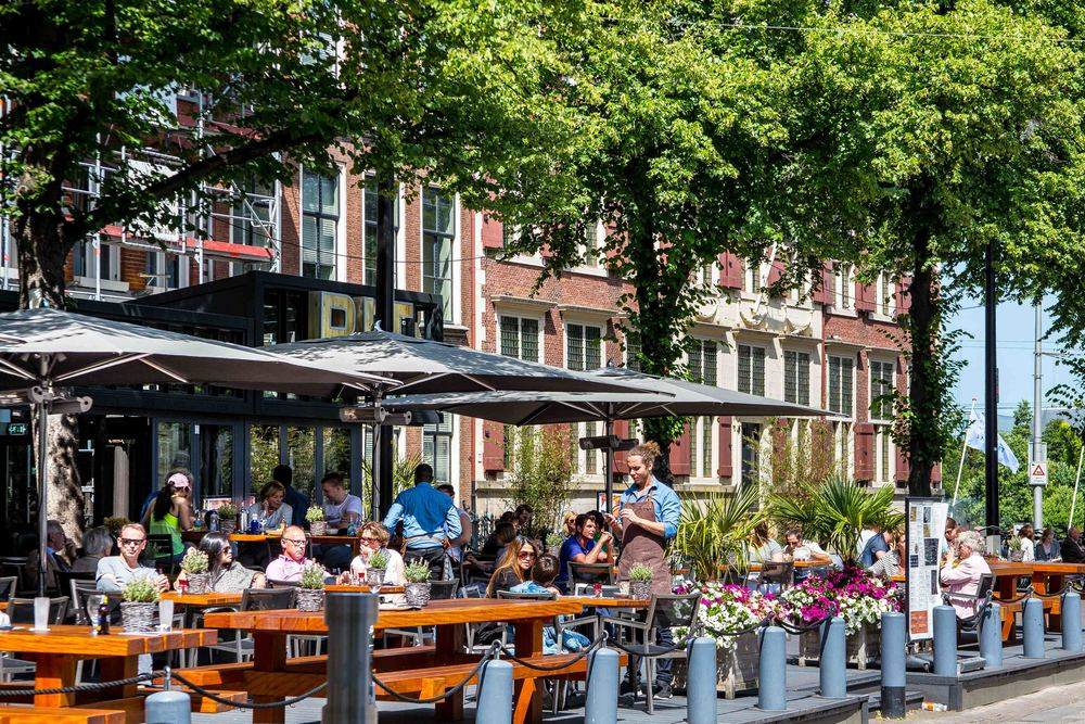 BIT Gril & Café Den Haag Centrum