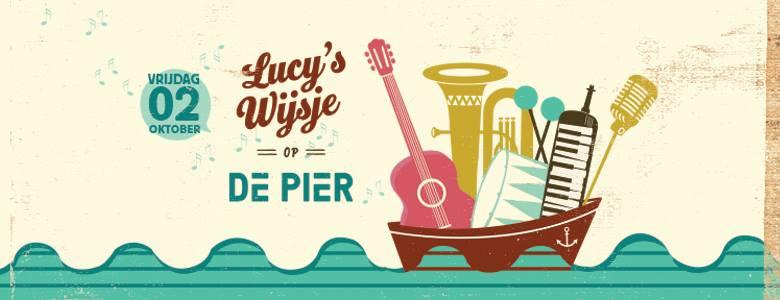 Lucy's Wijsje op de Pier Scheveningen
