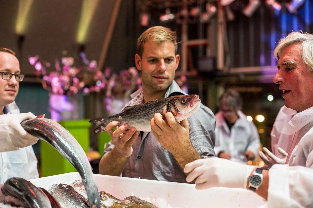 VISSCH culinair visfestival