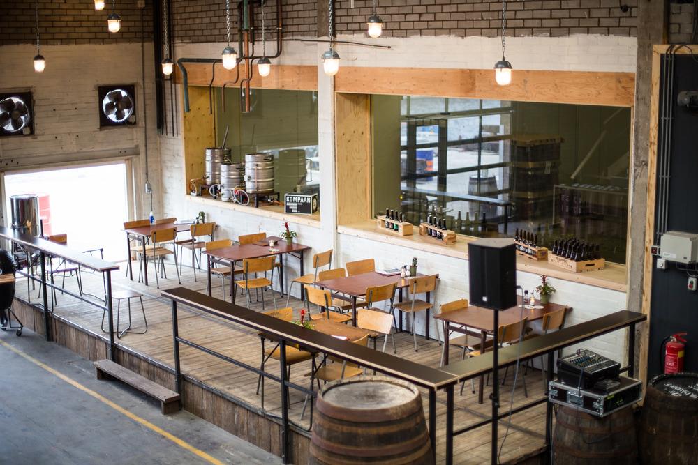 Kompaan Bier | Brasserie Beekink & Co